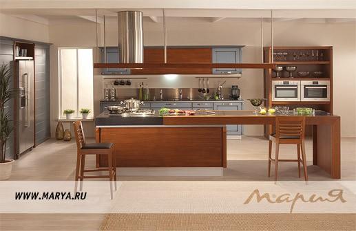 Фото каталог кухонь