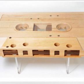 Журнальный столик? Журнальная кассета!