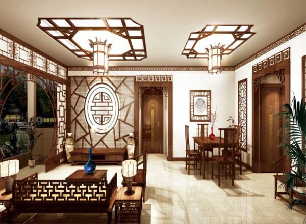 Дизайн в китайском стиле