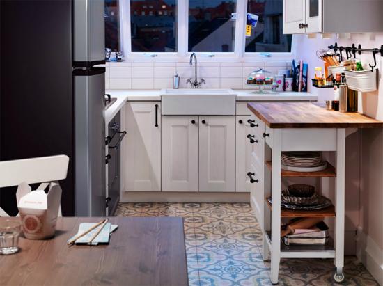 Кухни Икеа в интерьере - фото каталога.