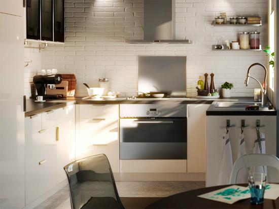 Каталог кухонь икеа с фото