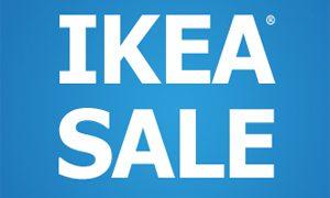 Акции и распродажи в Икеа