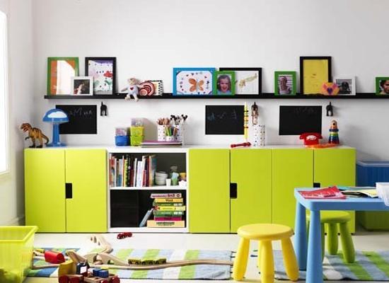 Мебель и комнаты в каталоге икеа