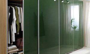 Шкафы купе от Икеа