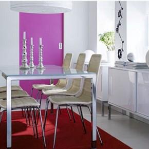 стол и стулья для кухни от икеа