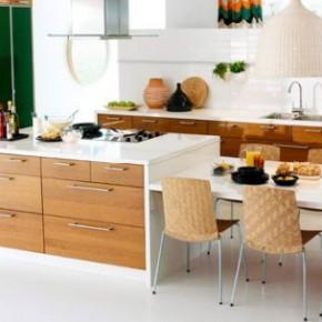 кухонный стол и стулья от икеа