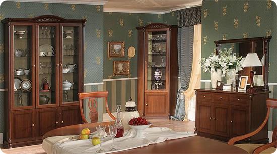 Мебель Шатура Гостиная Тиффани Москва