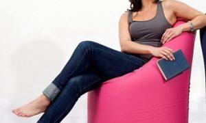 Кресло Paq — прекрасное кресло-матрас