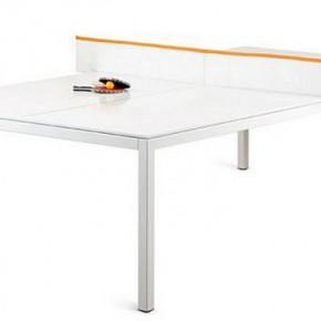 Пинг-понг или совещание? За одним столом!