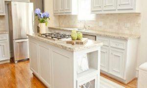 Кухня с барной стойкой — идеи дизайна интерьера