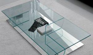 Стеклянные журнальные столы
