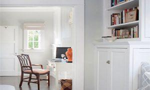 Книжные полки ИКЕА — фото идей для дома