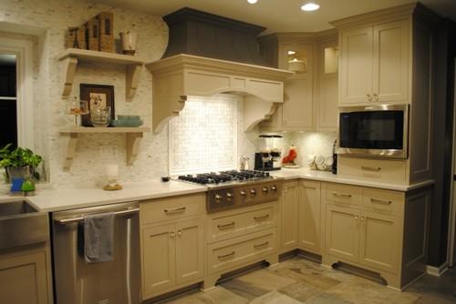 проекты кухни студии