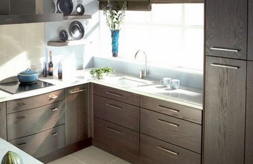 малогабаритные кухни дизайн интерьера
