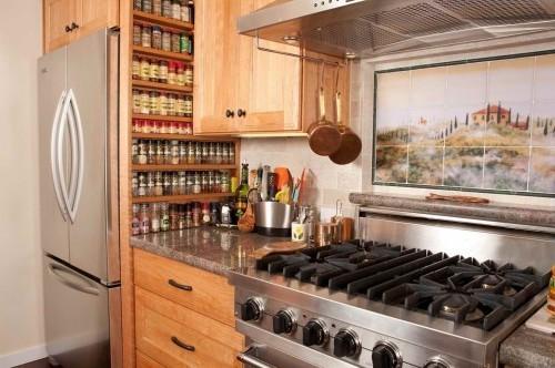 малогабаритные кухни проекты