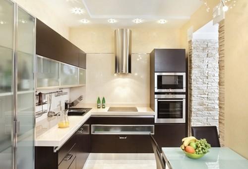 малогабаритные кухни дизайн