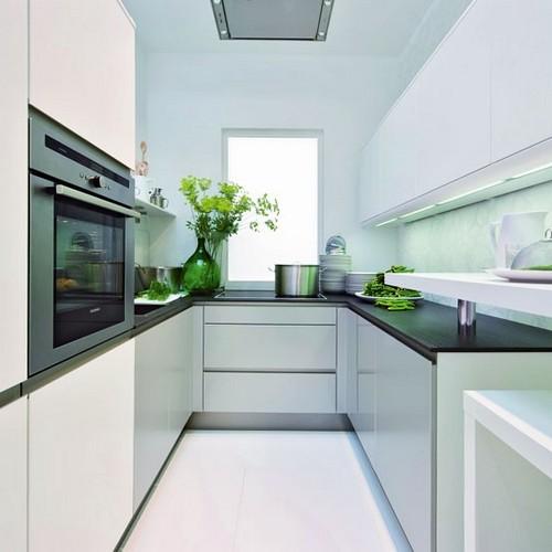 проект дизайна малогабаритной кухни