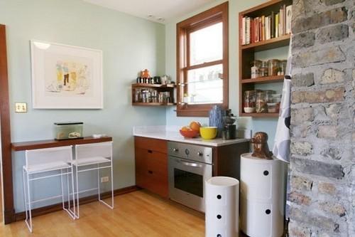 малогабаритные кухни на фото