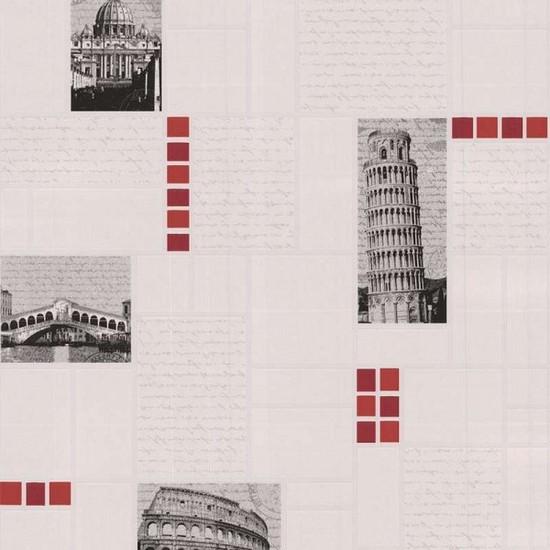 каталог обоев для кухни - пезанская башня