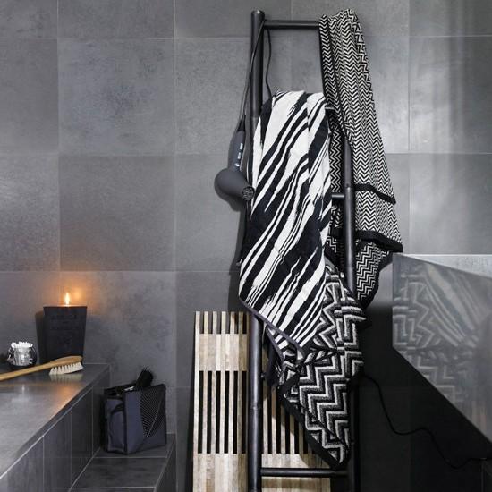 ванная комната черного цвета (19)