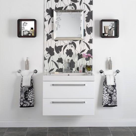 ванная комната черного цвета (18)