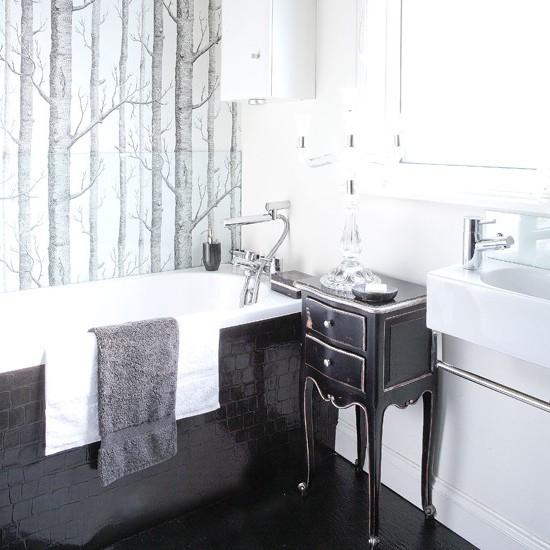 ванная комната черного цвета (16)