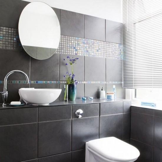 ванная комната черного цвета (3)