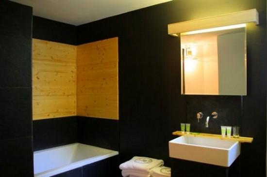 ванная комната черного цвета (2)