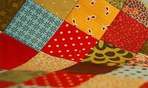 Оригинальные коврики и половики из лоскутков