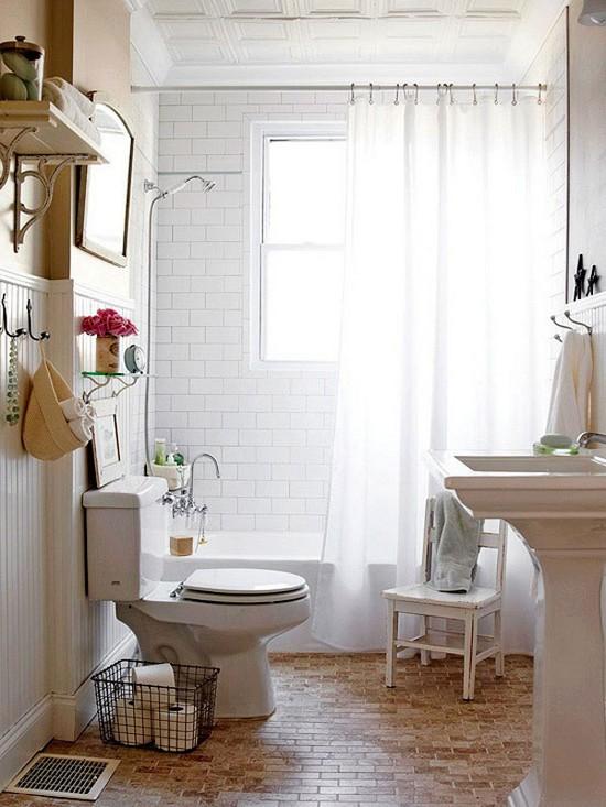 дизайн маленькой ванной комнаты (24)