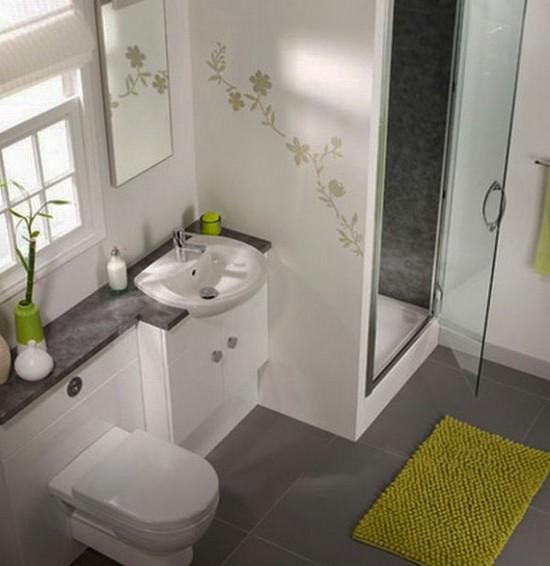 дизайн маленькой ванной комнаты (22)