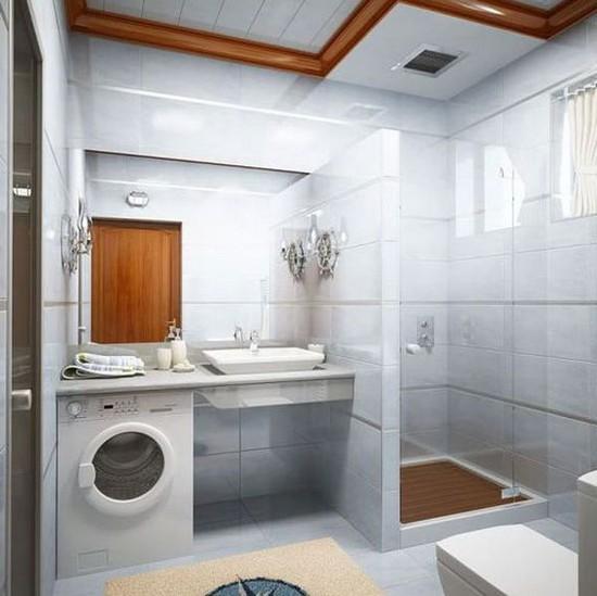 дизайн маленькой ванной комнаты (18)