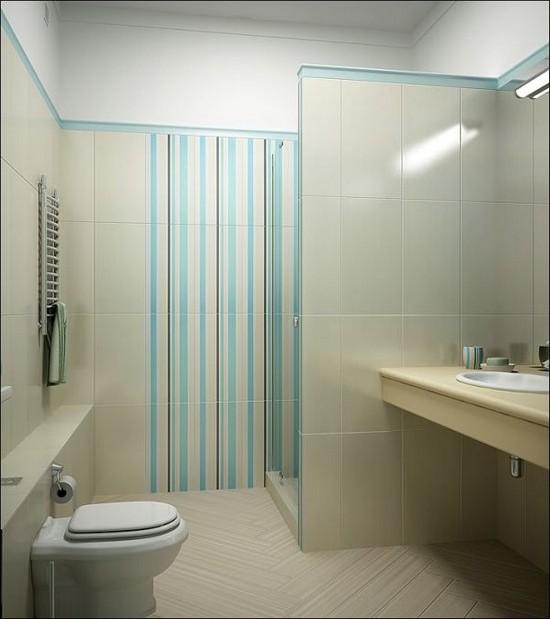 дизайн маленькой ванной комнаты (9)