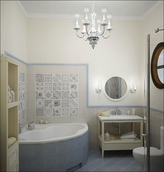 дизайн маленькой ванной комнаты (3)