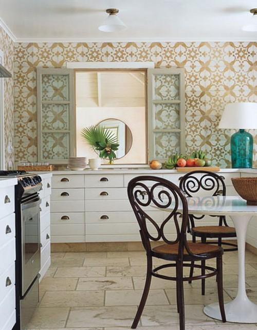 ... обои для стен кухни - фото каталог: furniturelab.ru/moyushhiesya-oboi-kuxni