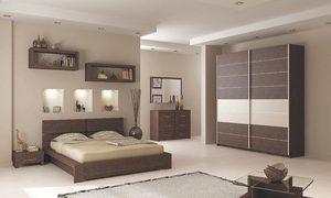 Спальни в каталоге Столплит