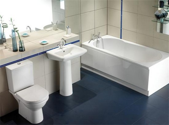 совмещання ванная комната с туалетом (21)