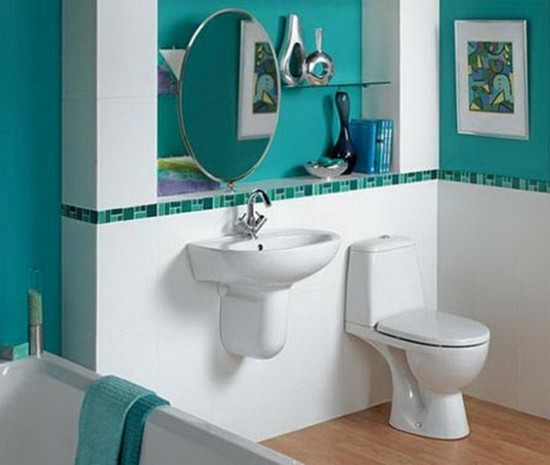 совмещання ванная комната с туалетом (19)