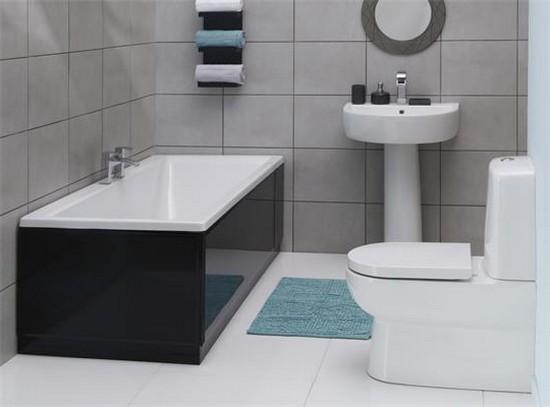 совмещання ванная комната с туалетом (17)