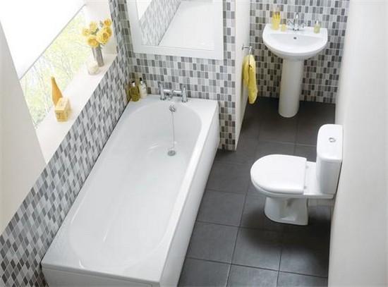 совмещання ванная комната с туалетом (10)