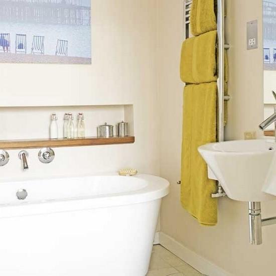 ванная комната 4 кв. м.
