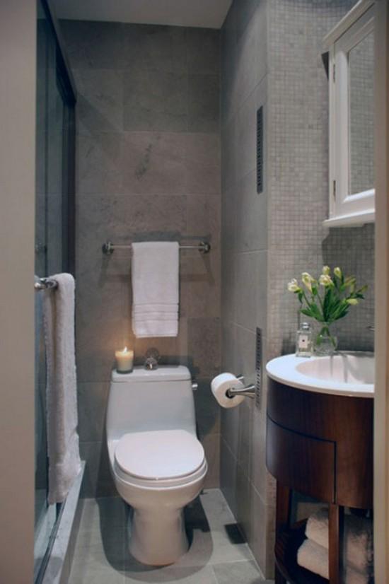 на фото ванная комната 4 кв. м.