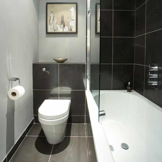 на фото малогабаритная ванная комната