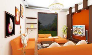 Какой цвет использовать в интерьере гостиной