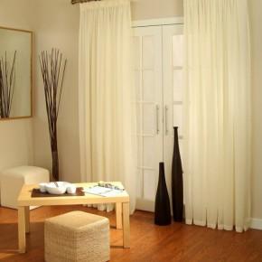 Как выбрать современные шторы на окна в гостиную