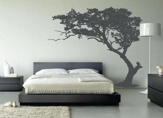Дизайн стен спальни своими руками фото 870