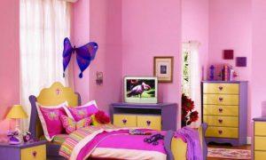 Как оформить интерьер комнаты для детей