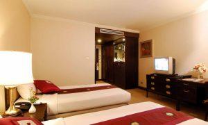 Интерьер однокомнатной квартиры 40 кв. м.