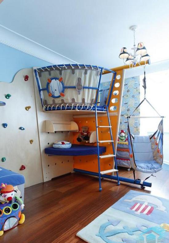Дизайн детских комнат в картинках