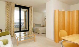 Какой сделать перегородку в однокомнатной квартире